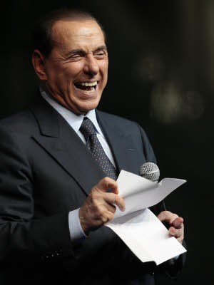 Berlusconi, AFP