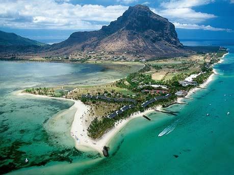 Condé Nast Traveller: Die schönsten Inseln 2008, ddp