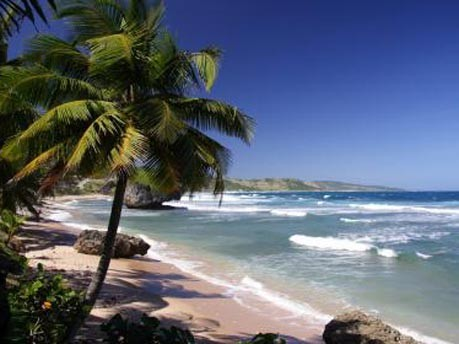 Condé Nast Traveller: Die schönsten Inseln 2008, Barbados Tourism