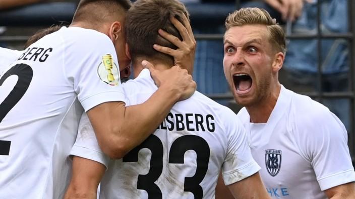 SV Babelsberg 03 - SpVgg Greuther Fürth