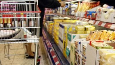 Finanzkrise: Der ganze Irrsinn beginnt schon im Supermarkt.