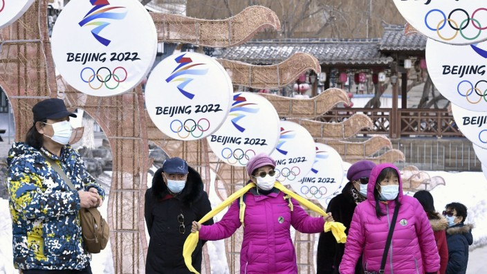 Winterspiele 2022 in China