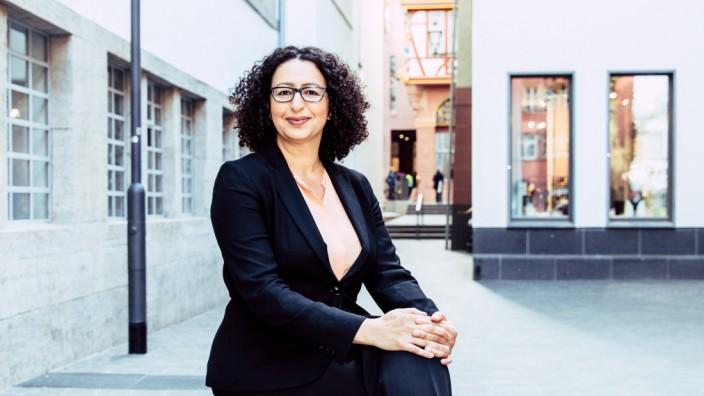 Prof. Dr. Lamia Messari-Becker: Pressebild.