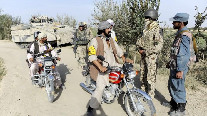 Dolmetscher der Bundeswehr in Afghanistan