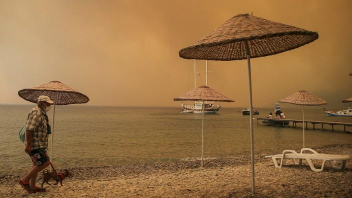Brände in Europa:Was ist mit Urlaub in ein paar Wochen?