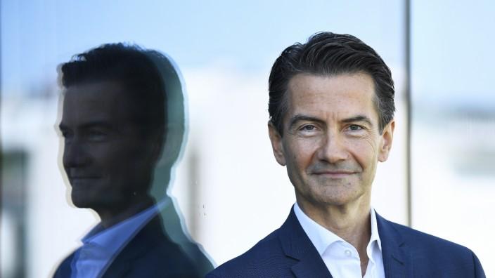 Wahl zum ORF-Intendanten - Roland Weißmann