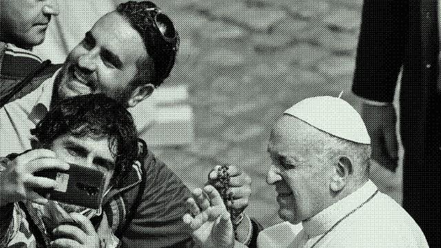 Audienz beim Papst - Theologe kritisiert: Papst nicht eindeutig