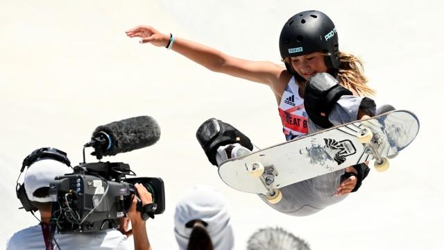 Tokio 2020 - Skateboard