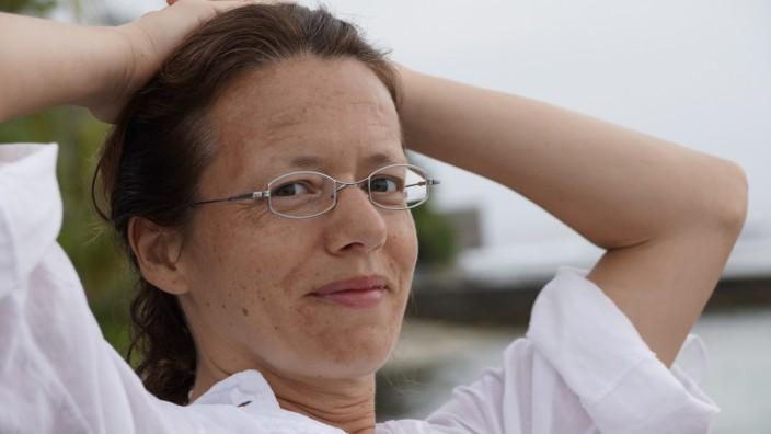 Gesundheit: Claudia Harrer-Groß, Gesundheitswissenschaftlerin und Trainerin für Progressive Muskelrelaxation.