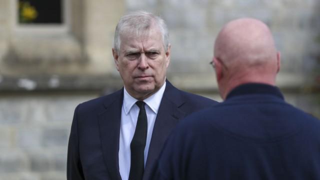 Klage wegen Missbrauchs: Prinz Andrew bestreitet alle Vorwürfe.