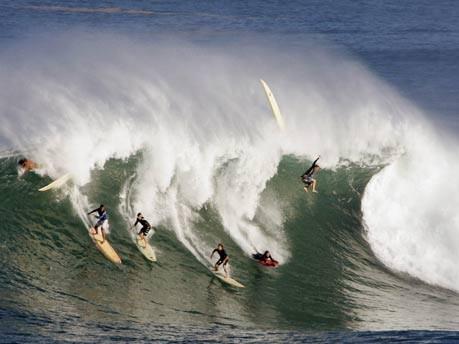 Condé Nast Traveller: Die schönsten Inseln 2008, AFP