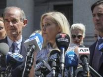 Klage wegen Missbrauchs: Kampfansage an Prinz Andrew