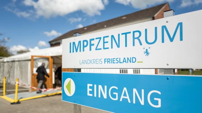 Corona: Kochsalz statt Biontech im Impfzentrum Friesland