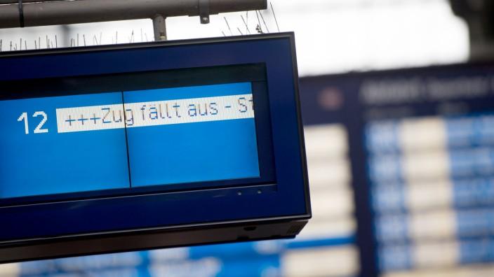 Harte Einschränkungen? Das müssen Reisende zum Bahnstreik wissen