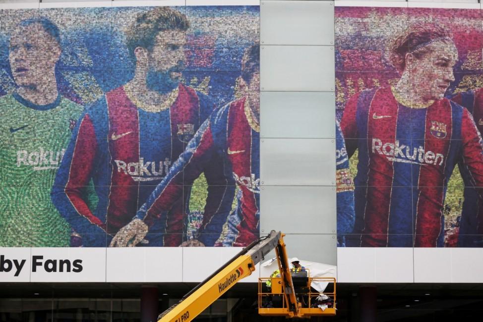 Lionel Messi leaves FC Barcelona