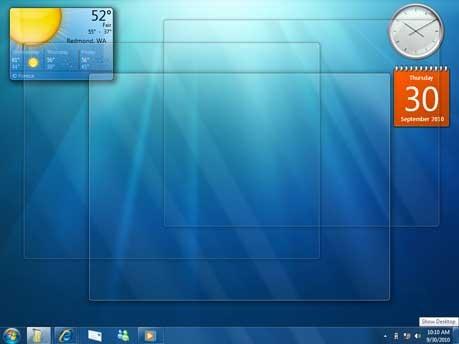 Windows 7 - Microsoft