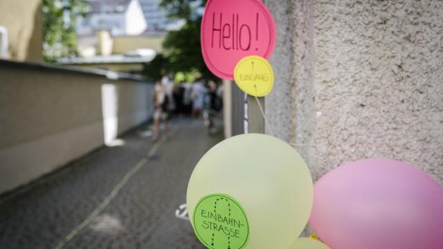 Neustart der Hofflohmärkte in München