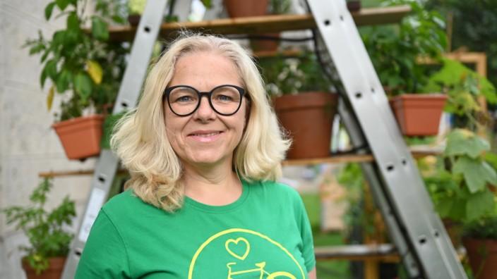 """Münchner Bundestagskandidaten im Porträt: """"Ich bin gerne gut vorbereitet"""": Doris Wagner mag es, sich schnell viel Wissen anzueignen - gerne auch Wissen zu ganz unterschiedlichen Themen."""