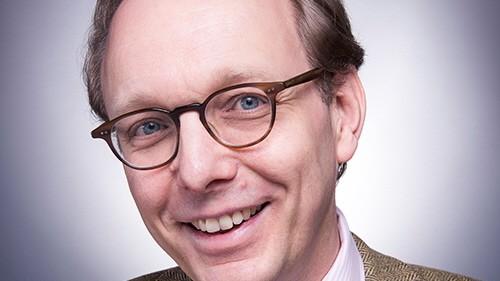 Professor Kai von Lewinski, Medienrechtler an der Uni Passau