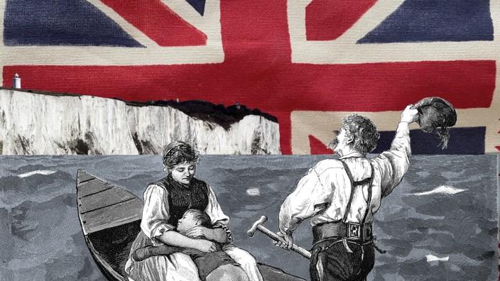 Der lange Weg nach England