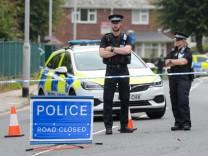 Six People Shot Dead In Plymouth