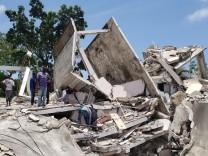 Haiti: Schweres Erdbeben erschüttertHaiti