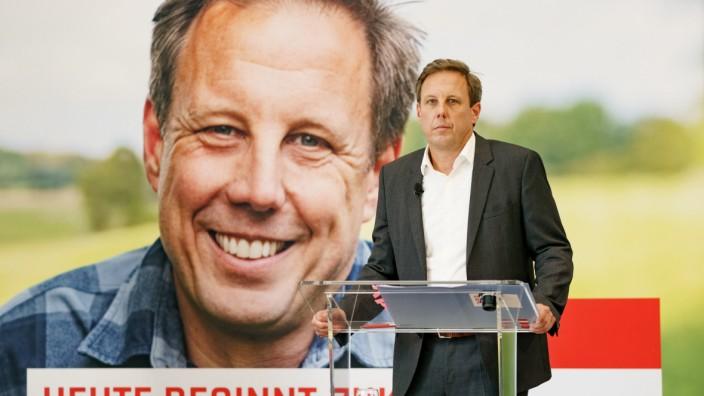 Spitzenkandidat der SPD für die Landtagswahl 2022