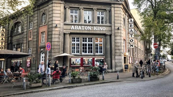 Hamburg Abaton Kino Grindelhof Hamburg *** Hamburg Abaton cinema Grindelhof Hamburg