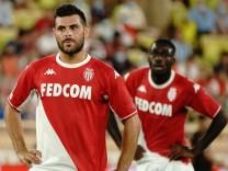Kevin Volland (AS Monaco) FOOTBALL : AS Monaco vs Shakhtar Donetsk - Barrage Ligue des Champions - Monaco - 17/08/2021 N