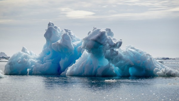 FILE PHOTO: An iceberg floats in a fjord near Tasiilaq, Greenland
