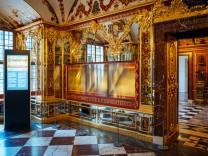 Grünes Gewölbe: Nach Juwelendiebstahl in Dresden: Verdächtiger gefasst