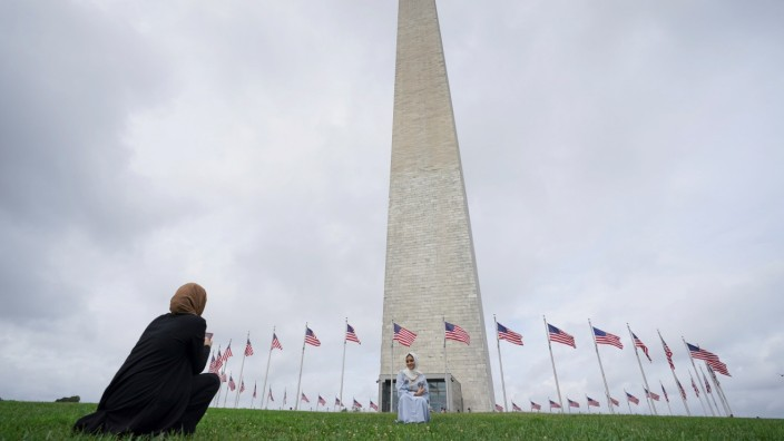 The Washington Monument remains closed after a recent lightning strike