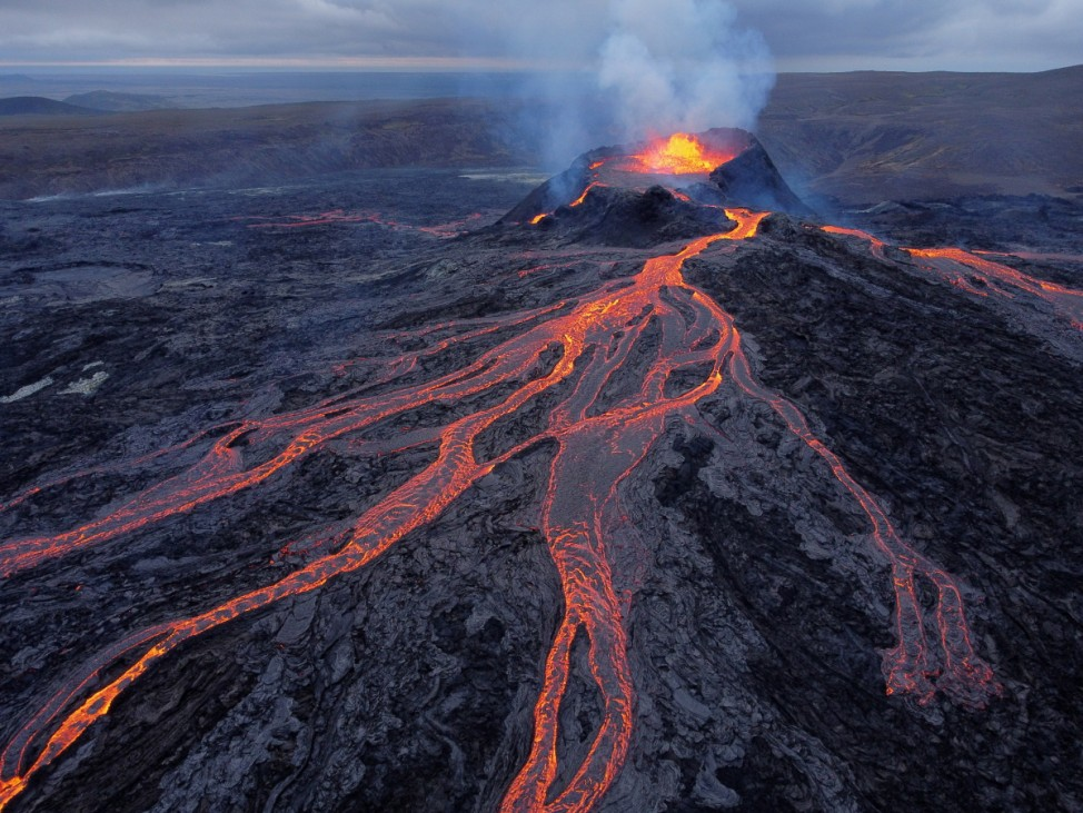 BESTPIX - Iceland Undergoes Change From Impact Of Global Warming