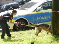 Gorch-Fock-Wall in Hamburg: Zeugen hören Schüsse in Hamburger Zentrum