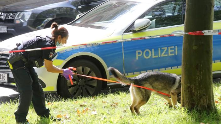 Mögliche Schüsse im Hamburg - großer Polizeieinsatz