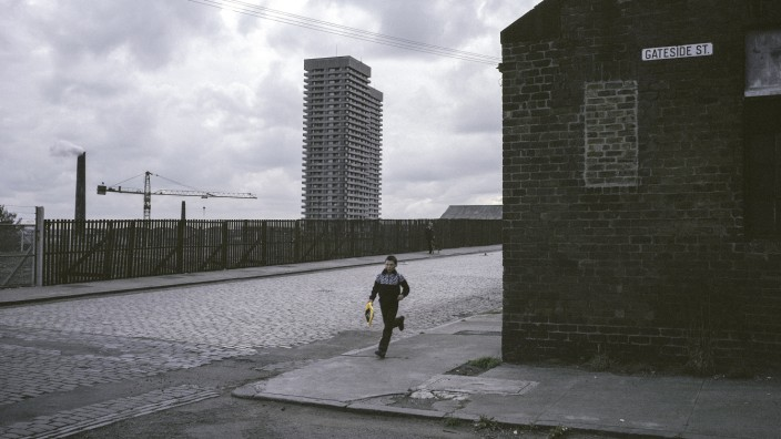 SCOTLAND. Glasgow. 1980.; Kostenpflichtig lt Vertrag ! Onlineverwendung nur bei gleichzeitigem Abdruck !