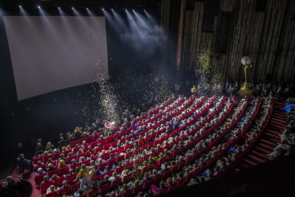 BESTPIX: Opening Ceremony & Crystal Globe Award To Michael Caine - 55th Karlovy Vary International Film Festival