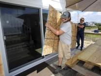 """Hurrikan """"Henri"""": US-Ostküste erwartet """"sehr, sehr ernsten Sturm"""""""
