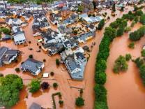 """Hochwasser: """"Man muss viel gründlicher darüber nachdenken, wo man baut"""""""