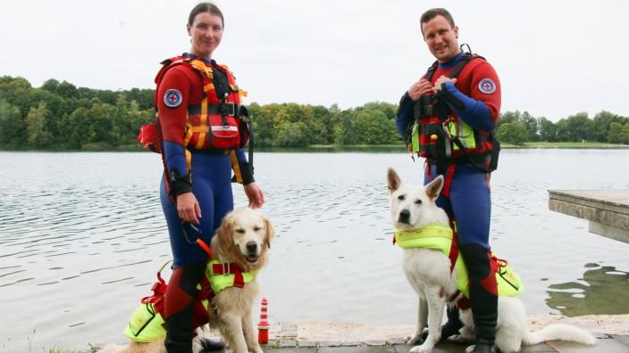 Wasserwacht Rettungshunde