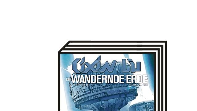 Comics: Cixin Liu, Christoph Bec, Stefano Raffaele: Die wandernde Erde. Graphic Novel. Aus dem Englischen von Maximilian Schlegel. Splitter-Verlag, Bielefeld 2021. 128 Seiten, 25 Euro.