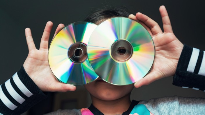 Looking Through Compact Disc