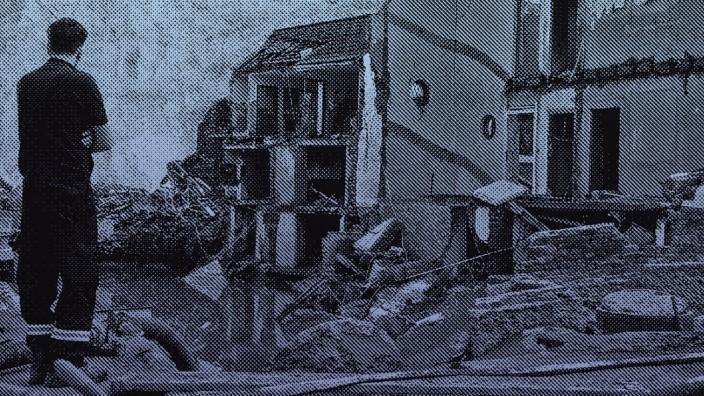 Flutkatastrophe Rheinland-Pfalz