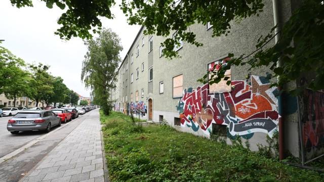 Grüne Stadt der Zukunft.Bauberger Ecke Gubestrasse