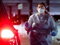 Coronavirus-Schnelltest - Niedersachsen bekommt neue Verordnung