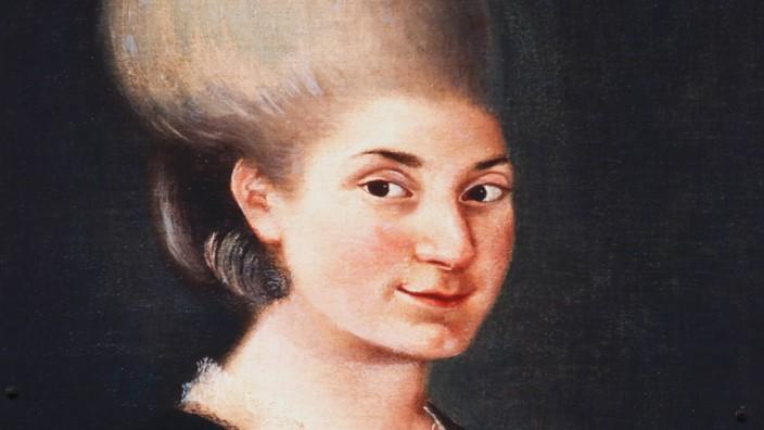 Ausstellung: Nannerl Mozart war wie ihr Bruder Wolfgang zur Musikerin ausgebildet worden.