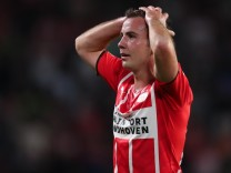 PSV Eindhoven v SL Benfica - UEFA Champions League: Play-Offs Leg Two