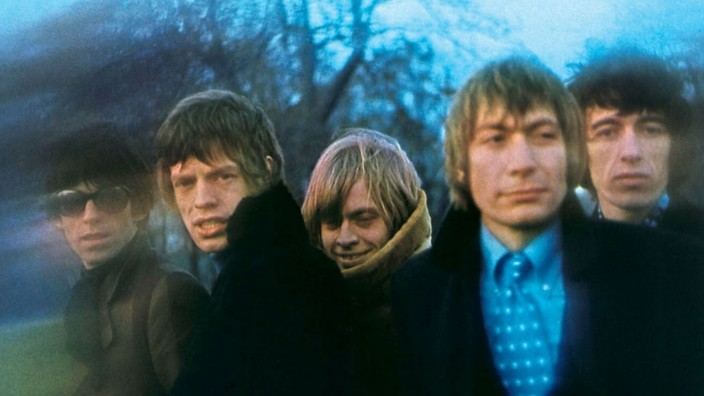 Between The Buttons, Stones