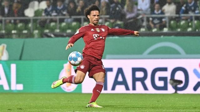 GER, DFB-Pokal, 1.Runde, Bremer SV vs FC Bayern Muenchen / 25.08.2021, wohninvest Weserstadion, Bremen, GER, DFB-Pokal,