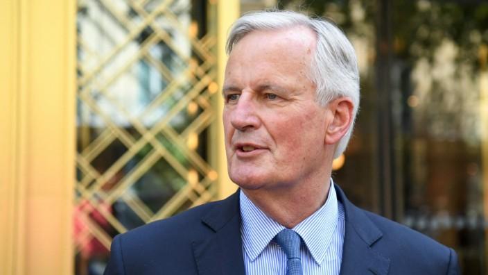Michel Barnier will Präsident werden in Frankreich